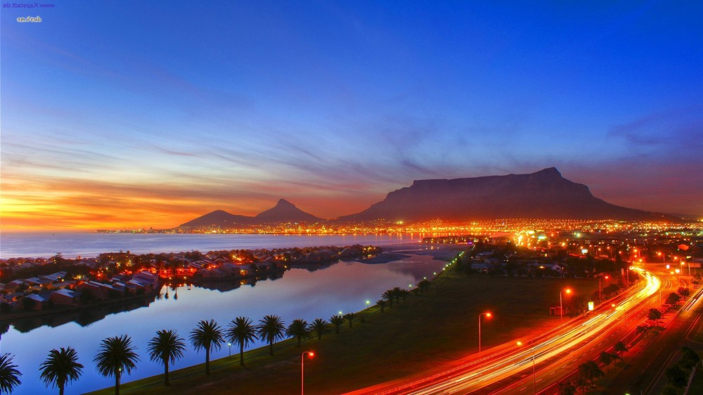 Cape Town City Wallpaper: Revisiting My Roots: My South